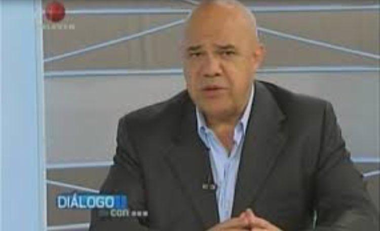 El exsecretario de la Mesa de la Unidad Democrática, Chúo Torrealba