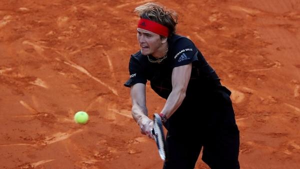 El alemán cosechó el tercer Masters 1000 de su carrera (Reuters)