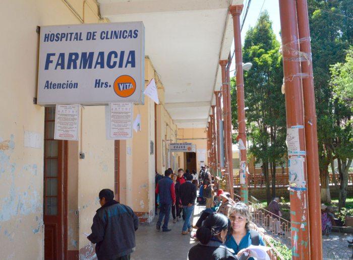 La deuda del Gobierno al complejo hospitalario de Miraflores corresponde a las prestaciones brindadas entre julio a diciembre de 2017.