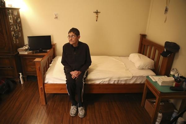 Marsha Wetzel debió mudarse luego de sufrir abusos tras la muerte de su pareja (AP)