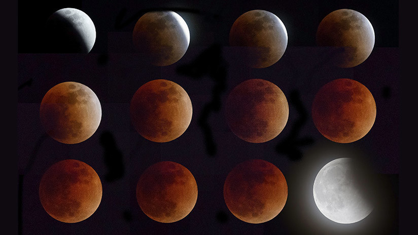 Prepárense para el eclipse lunar más largo del siglo