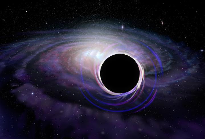 Resultado de imagen para Este hoyo negro se puede tragar un sol cada cuantos días