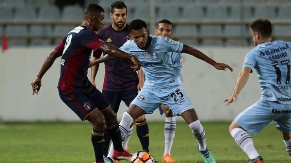 Gremio venció 2 a 1 Monagas (Reuters)