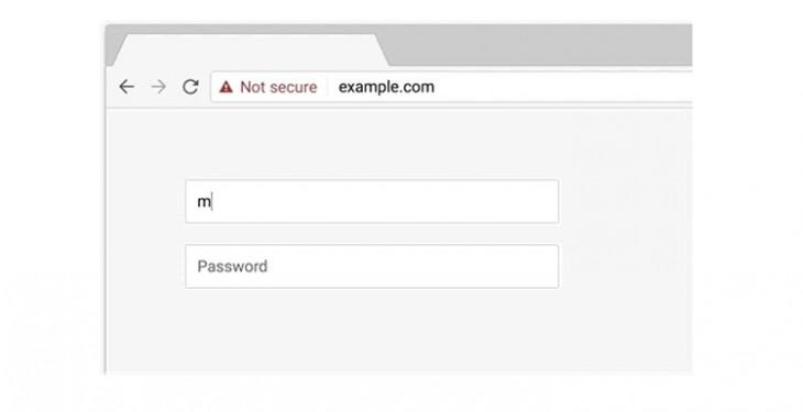 Google Chrome HTTP
