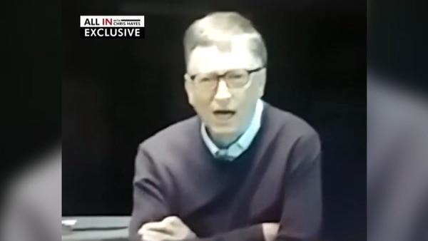 """""""Donald Trump quiso saber si había alguna diferencia entre el VIH y el VPH, por lo que pude explicarle que rara vez se confunden entre sí"""", reveló Bill Gates en un video que salió a la luz en las últimas horas"""