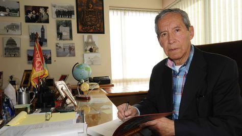Eusebio Gironda, exasesor del presidente Evo Morales
