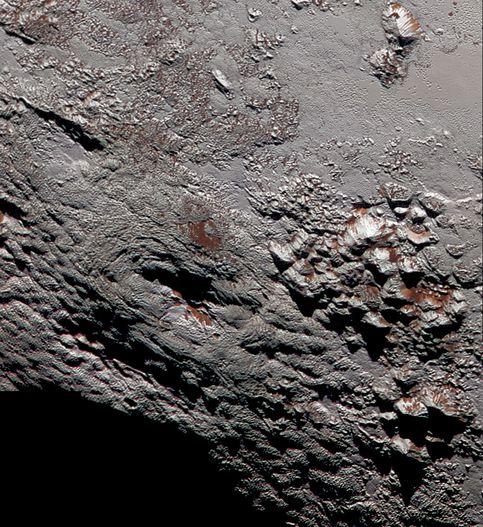 Pluto feature
