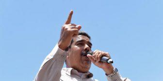 Venezuela: Maduro ordena retiro de autoridades diplomáticas de EEUU