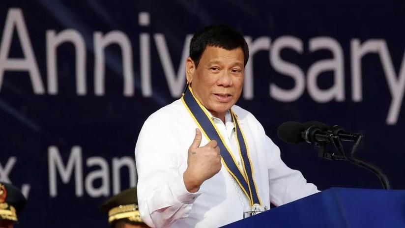 Duterte a los presos por vender drogas: