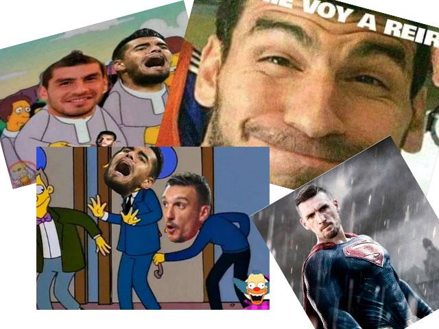 Resultado de imagen para ¡No se salva nadie! Los Memes tras la lesión de Romero