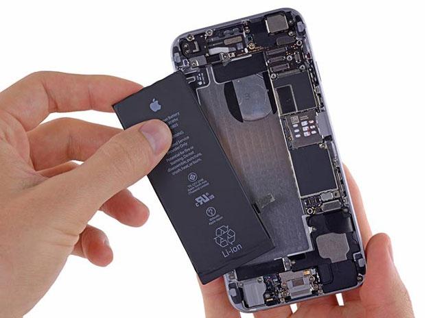 Bateria del iPhone 6