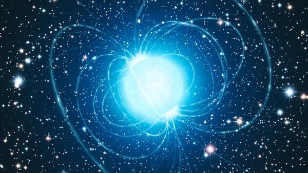 La estrella, denominada PSR J2215+5135, tiene unas 2,3 masas solares, una de las más grandes detectadas entre los más de 2.000 púlsares registrados actualmente