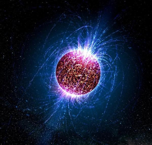 Cuanto más masiva es la estrella de neutrones, más rápido se mueve la estrella compañera para hacer la órbita