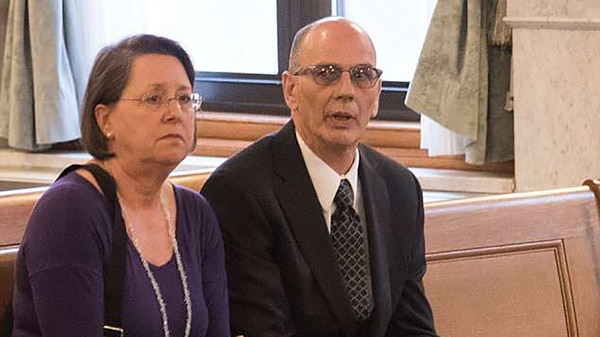 Christina y Mark Rotondo llevaron a su hijo Michael ante los tribunales para que dejara su casa y comenzara a vivir su propia vida.