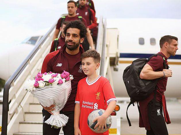 Salah interrumpirá el ayuno de Ramadán por la final