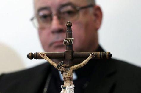 Uno de los obispos chilenos que ya ha pedido perdón por varios casos de abusos sexuales. Foto: EFE