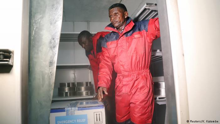 DR Kongo Ebola Ausbruch (Reuters/K. Katombe)