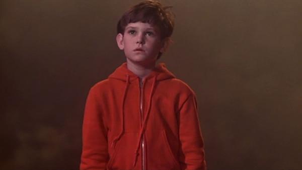 Henry Thomas tenía 11 años cuando interpretó a Elliot en E.T., el extraterrestre de Steven Spielberg