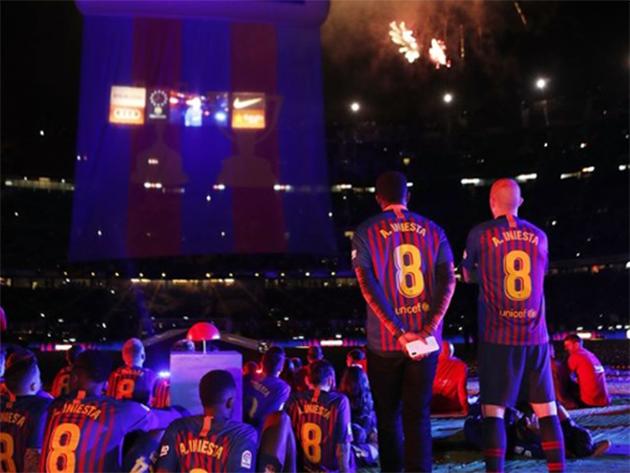 Barcelona ya sabe a quién quiere como reemplazante de Iniesta