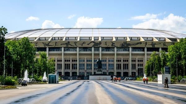 Luzhniki Stadium (AFP)