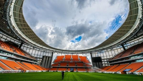 Ekaterinburg Arena (AFP)
