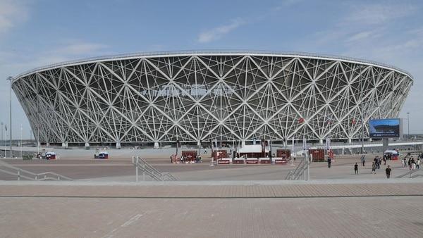 Volgograd Arena (Reuters)