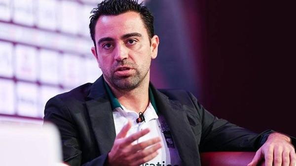 Xavi criticó a la dirigencia de Barcelona