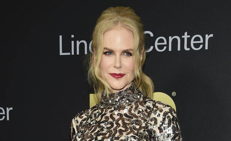 Nicole Kidman en una gala en Nueva York el 29 de mayo de 2018.