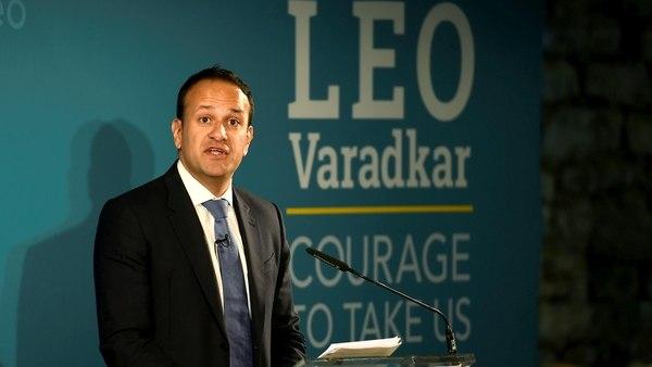 Leo Varadkar (Reuters)