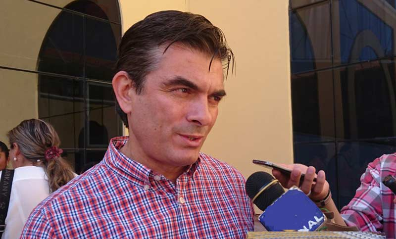 Rodrigo Paz gestiona cooperación de Holanda para proyectos en Tarija