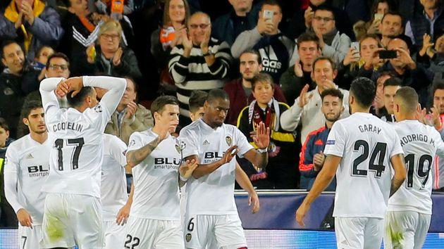 Vital triunfo del Valencia