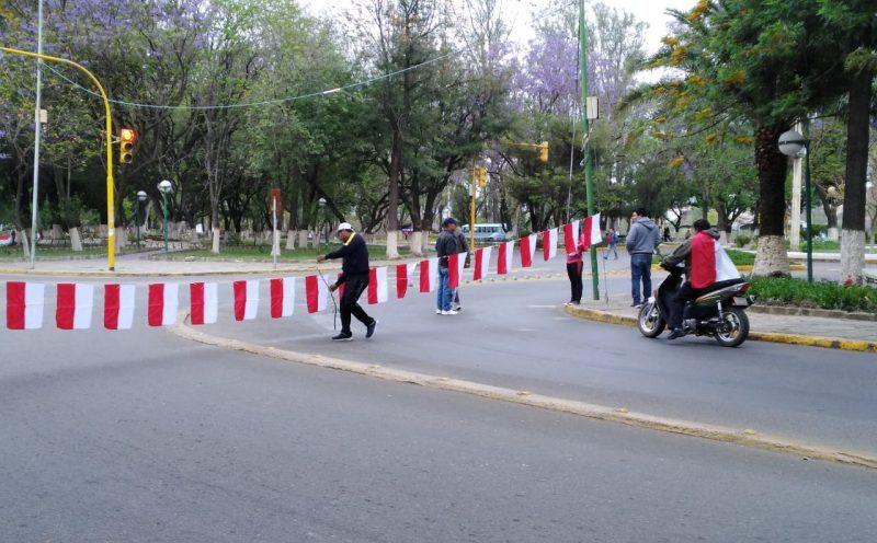Comité Cívico de Tarija ratifica el paro nacional este 6 de diciembre