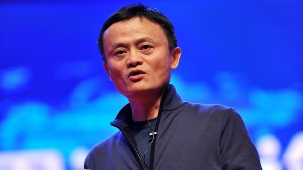 Jack Ma, CEO de Alibaba (Getty Images)