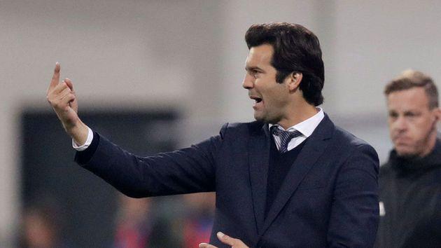 Santiago Solari entrenador oficial del Real Madrid
