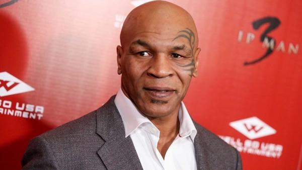 Tyson lidera un proyecto de cultivo y venta de marihuana (AP)