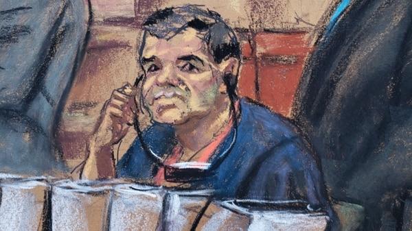 El capo mexicano podría enfrentar una pena de cadena perpetua (Foto: EFE)