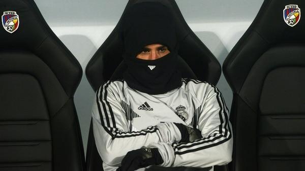Isco, una de las figuras del Real Madrid, no encuentra lugar en el esquema de Santiago Solari (AFP)