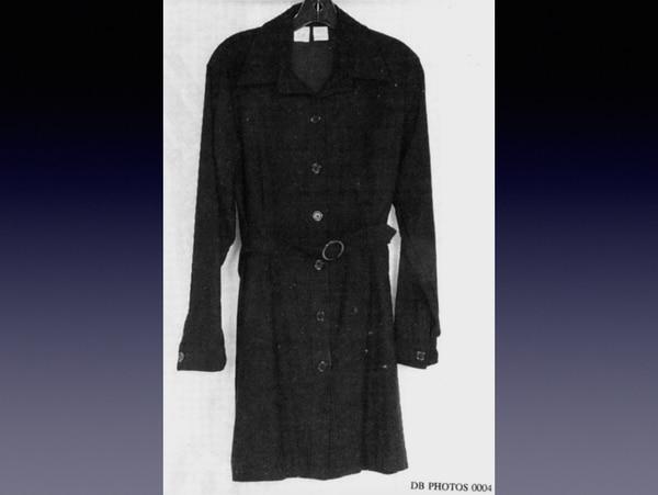 El celebérrimo vestido de Mónica Lewinsky convertido en prueba de su affaire con el Presidente Bill Clinton