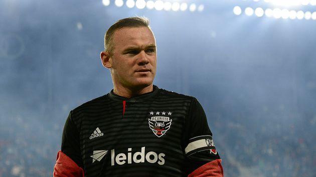 Wayne Rooney asegura que su retiro será en Estados Unidos