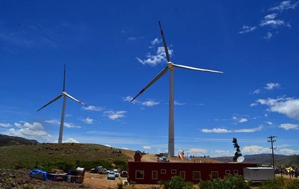 Socializan proyecto de energía eólica en el municipio de Uriondo