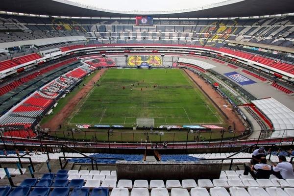 El encuentro entre Chiefs y Rams sería el tercera que se iba a realizar en fila en el Estadio Azteca (Foto: Especial)