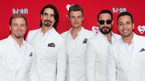 Los Backstreet Boys regresan a los escenarios