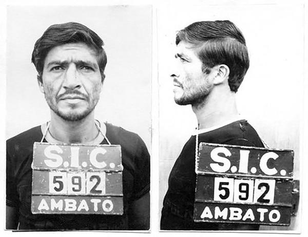 Durante su primera estancia en la cárcel, con 21 años, fue violado por tres reclusos.