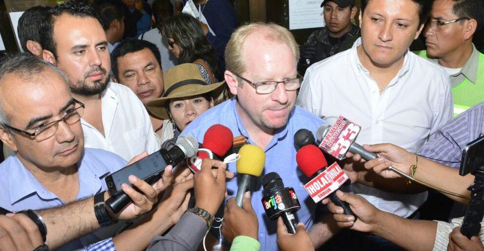 Asambleísta de Tarija espera que Adrian Oliva