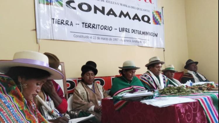 conamaq -