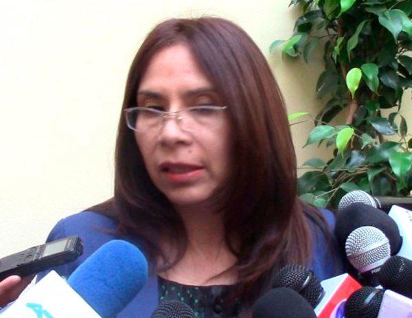LOURDES MILLARES, DIPUTADA DE UNIDAD DEMÓCRATA.
