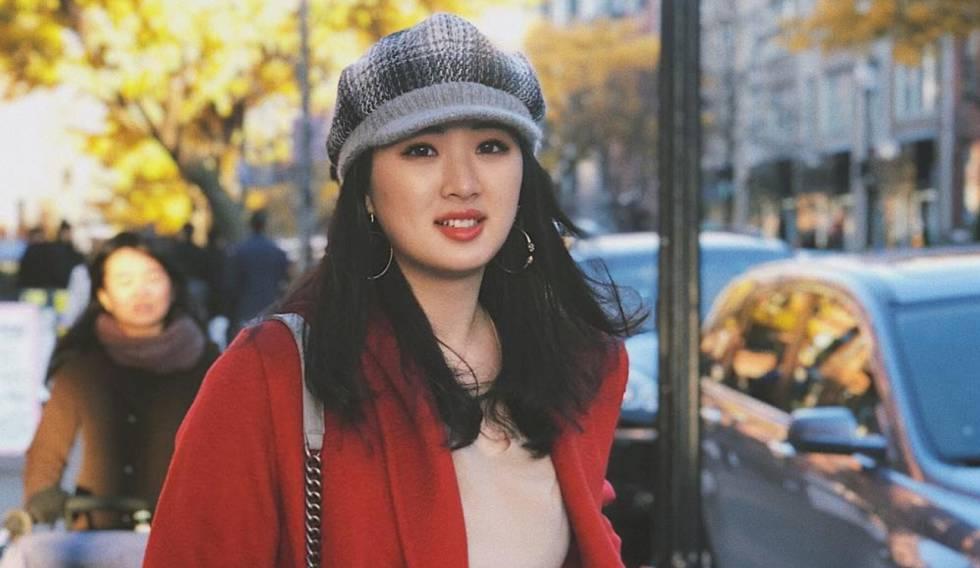 Annabel Yao, en una foto de su cuenta de Instagram.