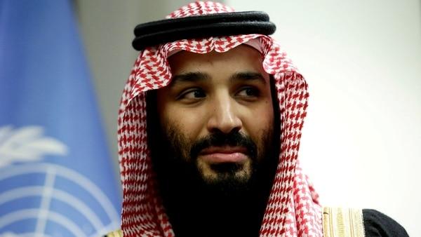 Mohamed bin Salman, príncipe heredero de Arabia Saudita (Reuters)