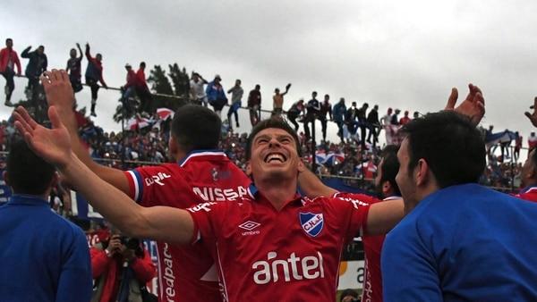 Nacional, que acaba de perder el clásico uruguayo, quedó en la historia cuando derrotó al tricampeón Estudiantes, en 1971.(AFP)