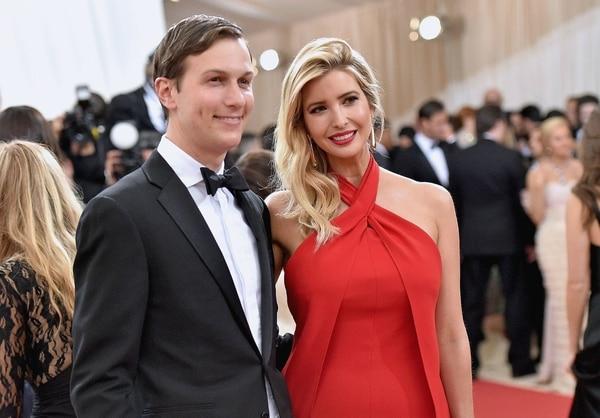 Jared Kushner, esposo de Ivanka, también habría usado su cuenta personal para asuntos de gobierno (Foto: Archivo Atlántida Televisa)